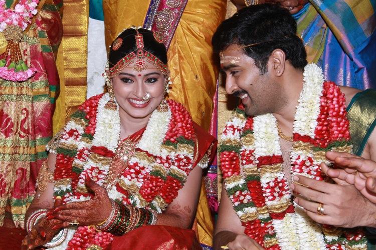 Sneha Prasanna Wedding photos